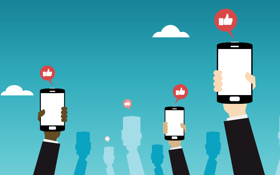engage social media